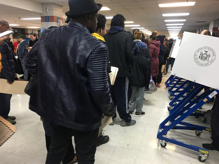 Ballot Scanner Breakdowns Plague NYC Polling Places