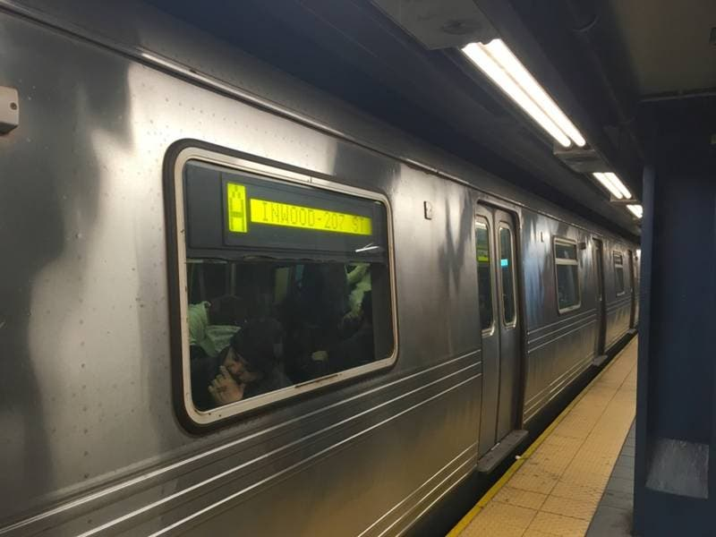 For Your Ears Only: Subway Message Tells Riders To Quiet Music