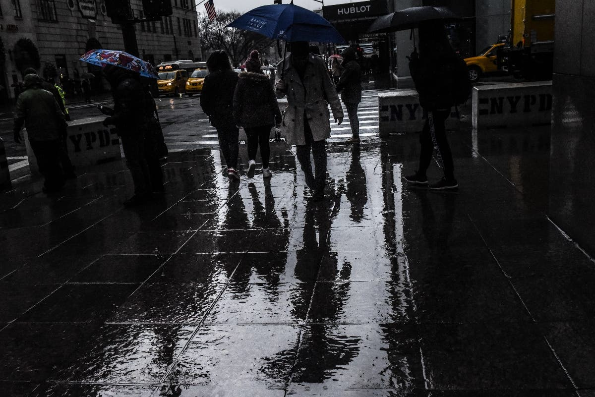 NYC Weather: Rain To Soak City Before Sunny Weekend | New