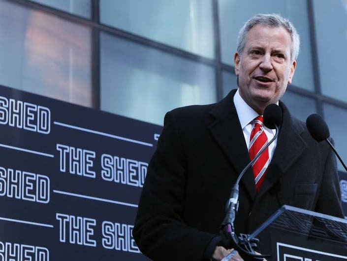 De Blasio Broke Ethics Rules By Seeking Developer Cash: Report