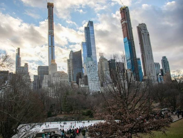 Ban On Glass Skyscrapers Part Of NYCs War On Climate Change