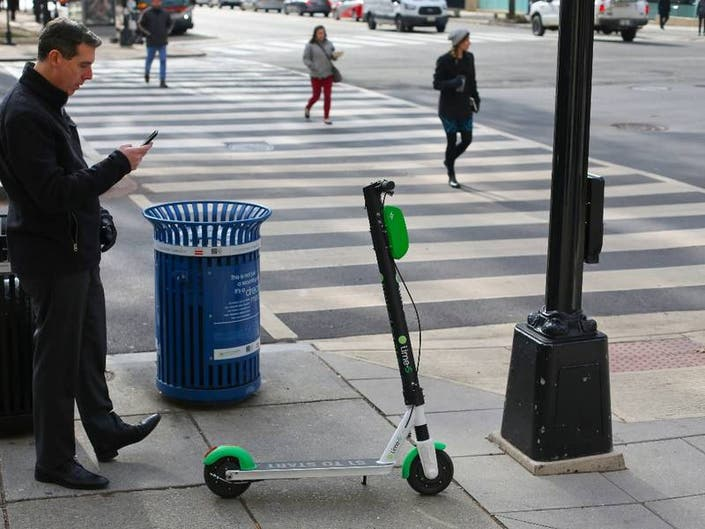 Electric Scooters, Bikes Could Be Legalized Across New York