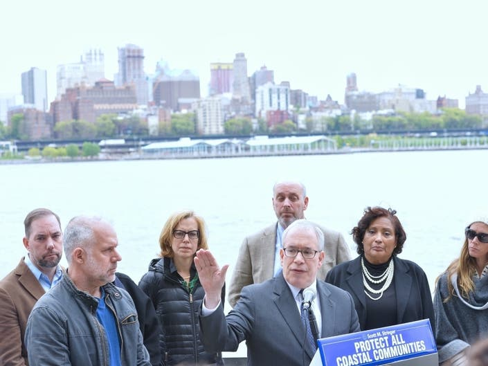 Slow Post-Sandy Spending Leaves NYC Vulnerable: Comptroller
