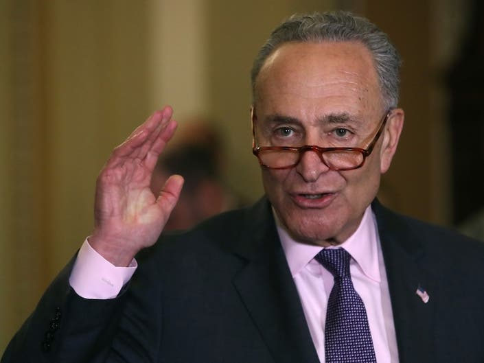 Chinese MTA Genius Firm Needs Federal Probe, Schumer Says