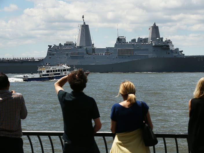 Fleet Week 2019 In NYC: What You Need To Know
