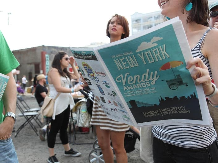 NYCs Vendy Awards To End This Fall After 15 Years