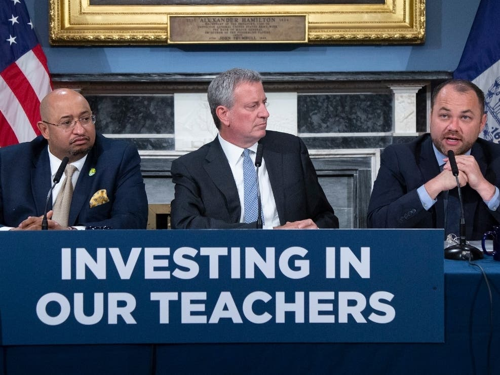 NYC Pre-K Teachers To Get Huge Raises In Bid To Equalize Pay