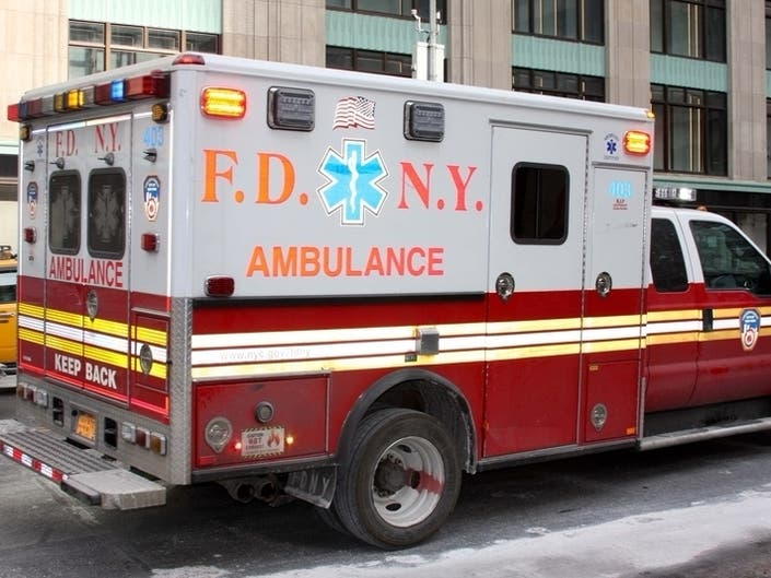 Lost Hard Drive Exposes Personal Info Of 10K FDNY Patients