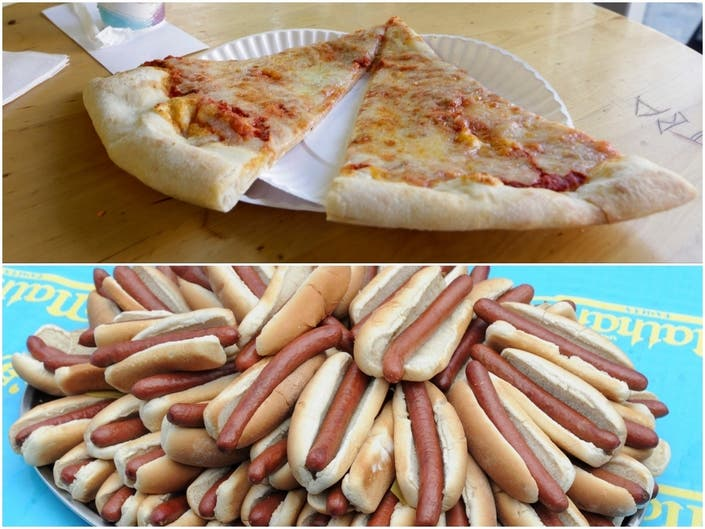 Pizza Vs Hot Dogs: Final Battle For NYCs Iconic Food Crown