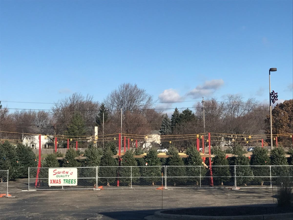 Christmas Tree Lot Near Me.Naperville Christmas Tree Lot Map 2017 Naperville Il Patch