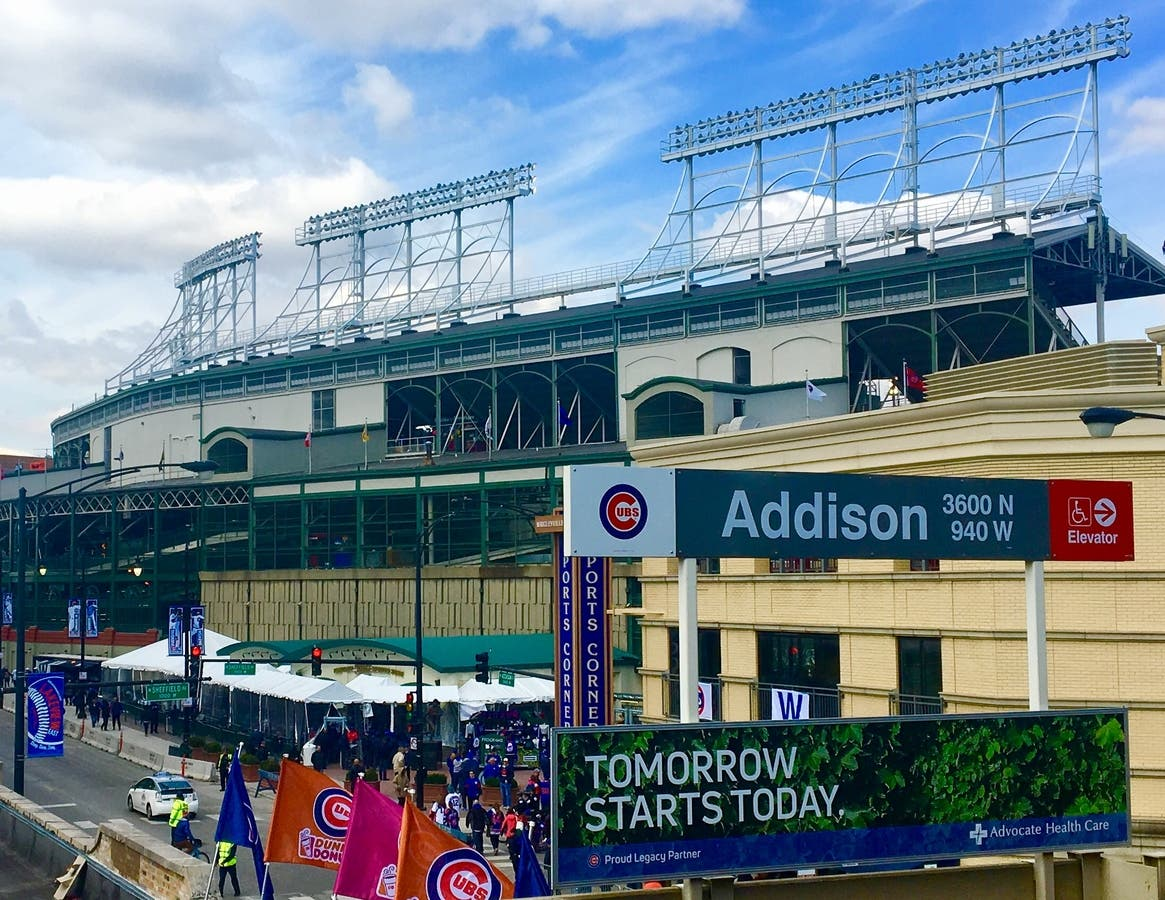 Cubs Home Opener Redo What You Should Know Lake View Il Patch