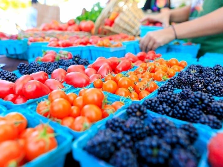 Oak Park Farmers Market Schedule Vendors Events Oak