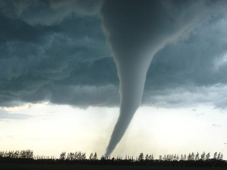 8 Tornadoes Touch Down In Northeast Colorado Boulder Co Patch