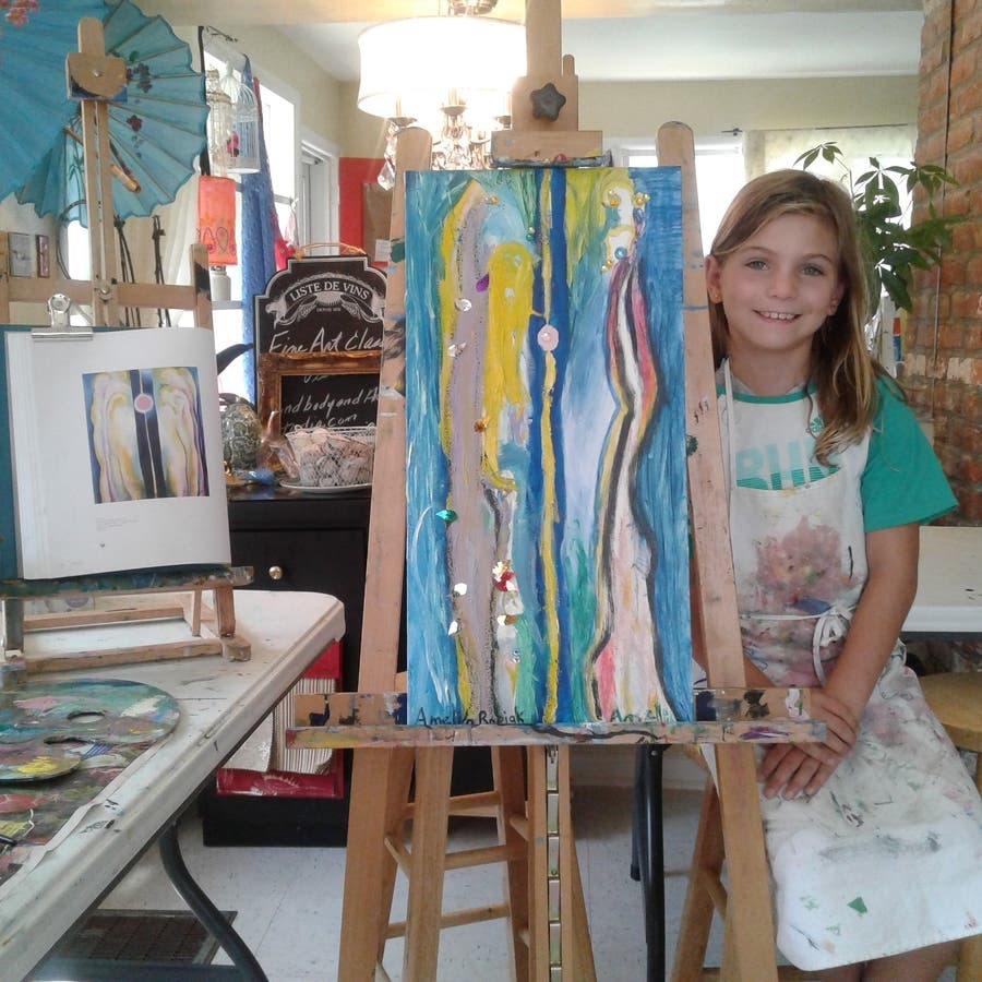 Fine Art Camps Begin On June 11 At Mind Body And Art Studio Haddonfield Nj Patch