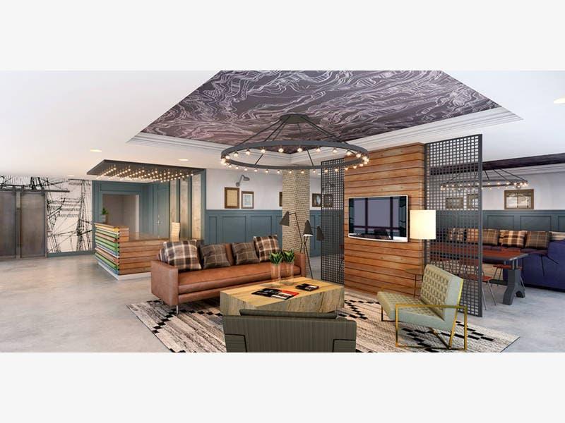 Celebrity Designers Cortney And Robert Novogratz Highlight Unique Interior  Style At Boston East