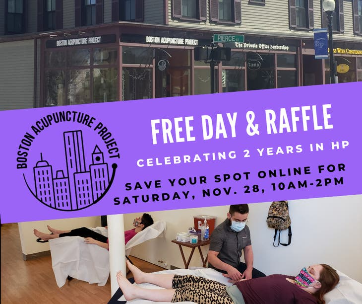 Free Day & Raffle to Celebrate 2 Years Open