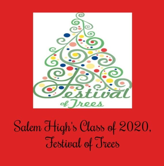 Festival Of Trees 2020.Dec 13 Shs Class Of 2020 Presents Festival Of The Trees