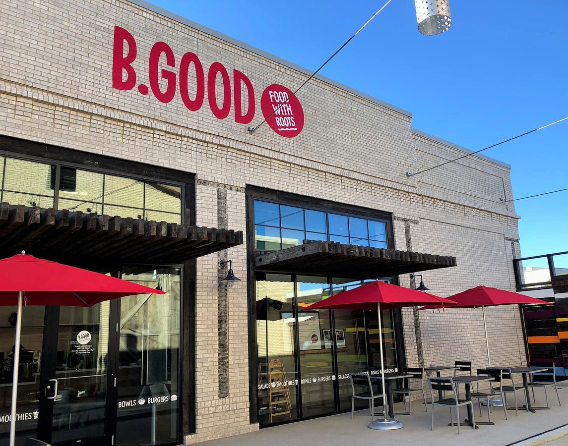 Restaurant Chain B Good Opens First Store In Chicagoland