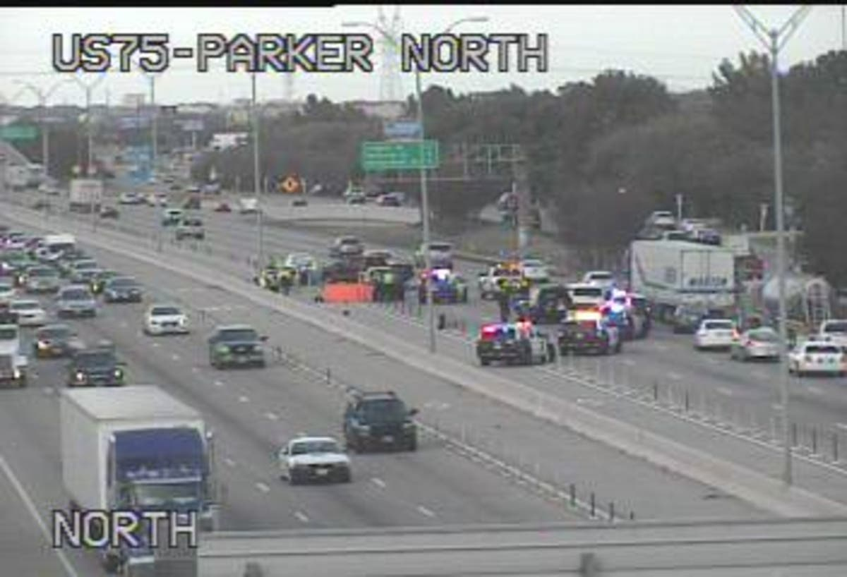 Northbound Central Expressway Opens After Fatal Crash Tuesday