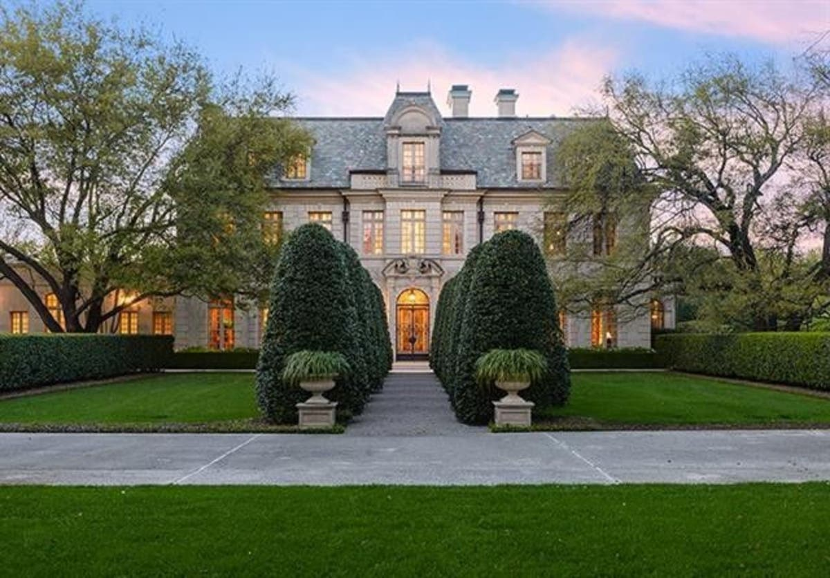 Here S The Five Most Expensive Homes For Sale In Dallas