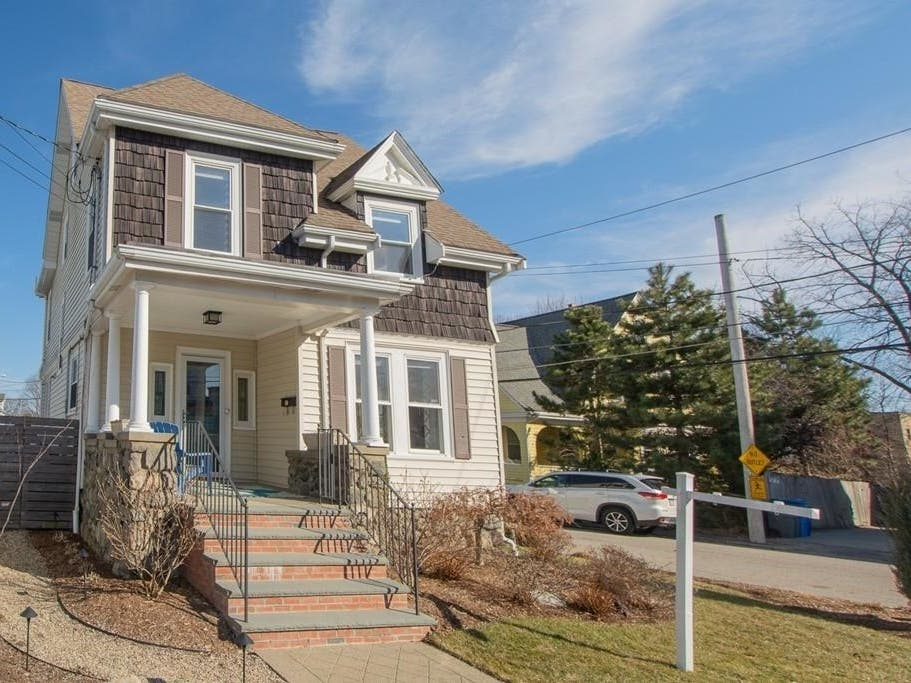 This Cozy Waltham Listing Just Hit The Market