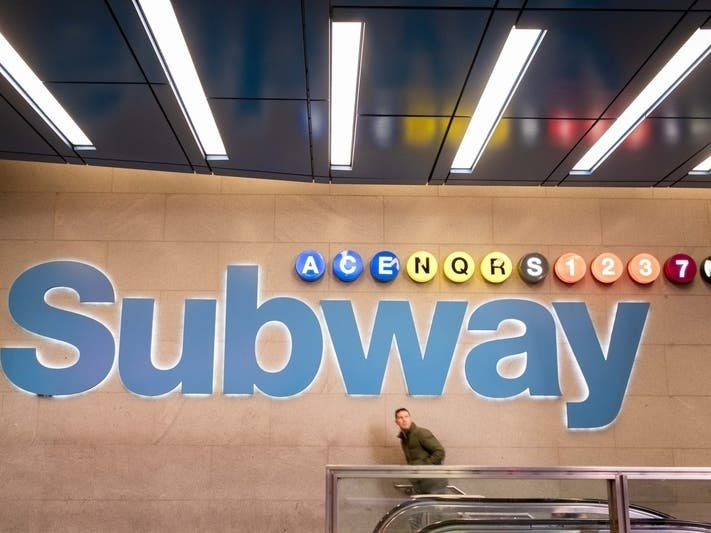 Woman Pushed Onto Subway Track, Left With Minor Injuries