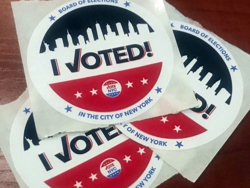 National Vote Early Day: What To Know In Midtown, Hell's Kitchen