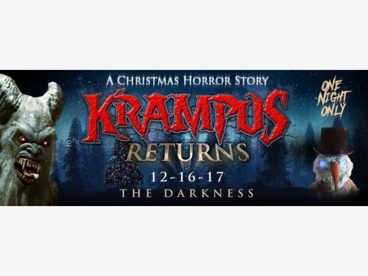 Christmas Horror Story Krampus.Krampus Returns A Christmas Horror Story St Louis Mo Patch