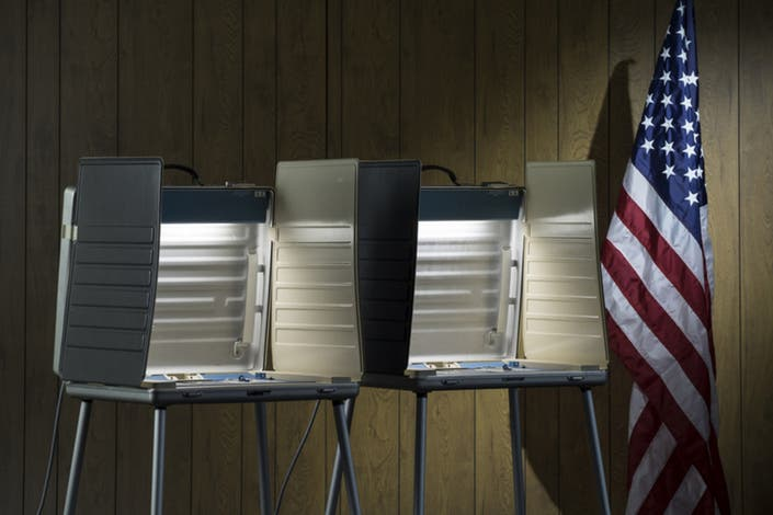 Reports Of Long Lines, Broken Voting Machines In St. Louis
