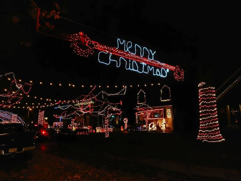 Christmas Light Displays In St Louis.Christmas Light Displays