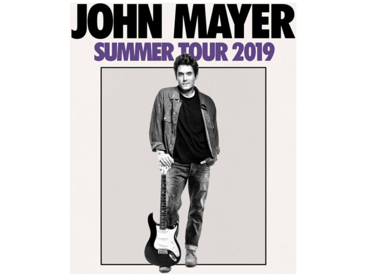 Enterprise Brentwood Mo >> John Mayer Solo Tour Coming To St Louis Dates Tickets
