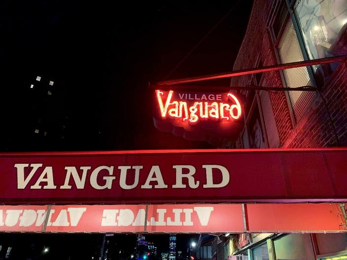 The Village Vanguard: NYCs Bright Red Shrine To Jazz