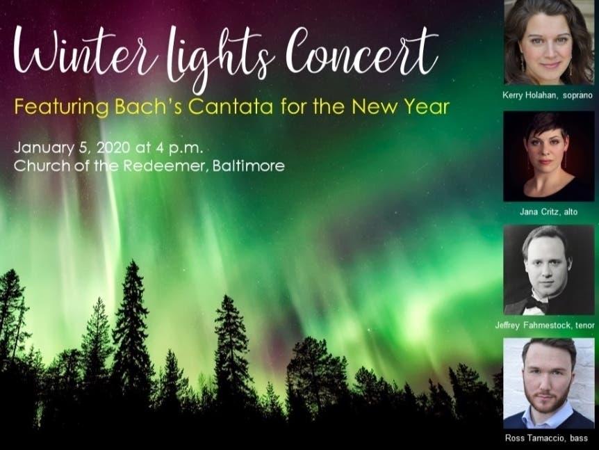 Christmas Baltimore Concerts 2020 Bach in Baltimore Performs Bach's Christmas Oratorio, Part V