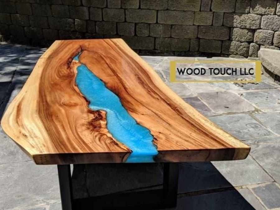 Live Edge Wood Tables New York City Brooklyn Nyc Long