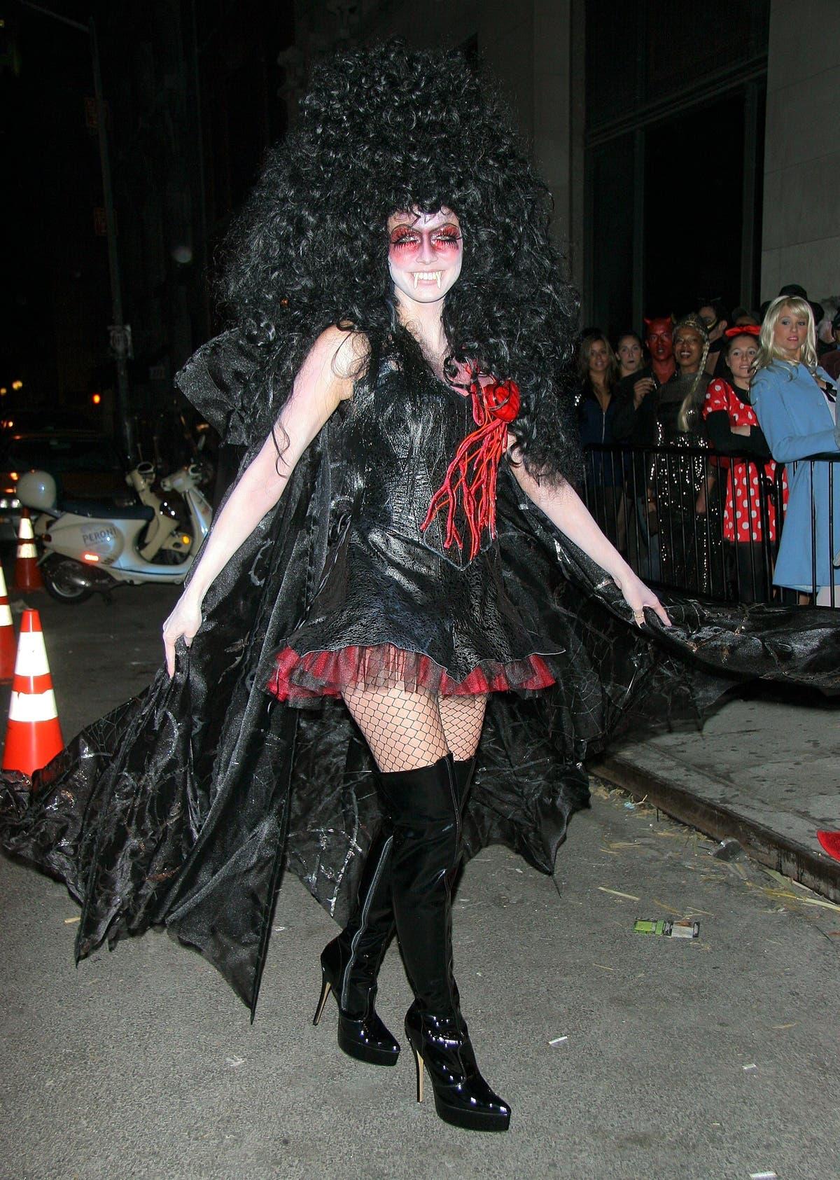 18 best heidi klum halloween costumes of all time: photos | across