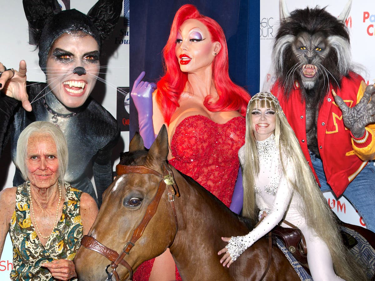 Watch Can You Guess Heidi Klum's Next Halloween Costume from ThisPic video