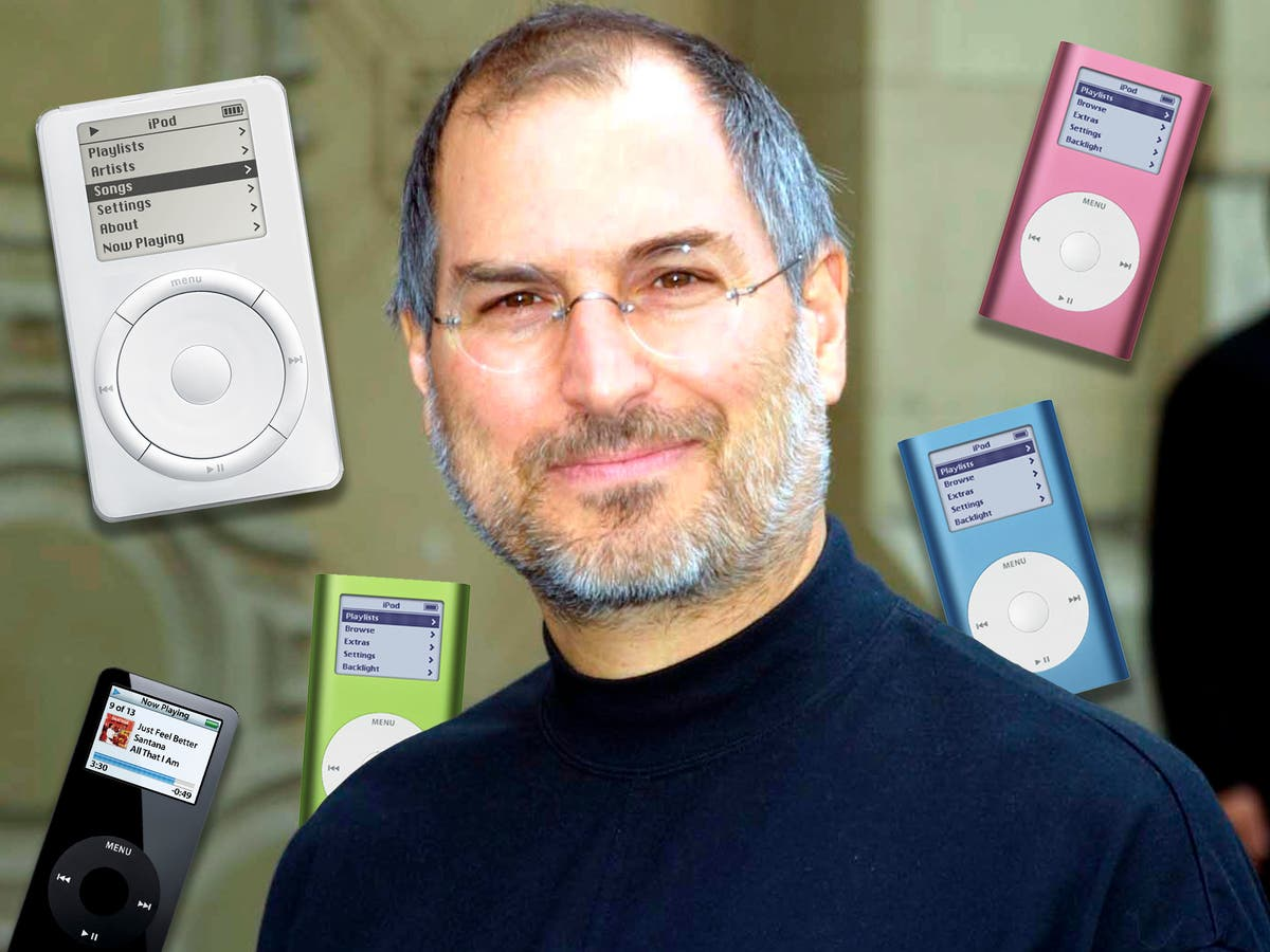 National iPod Day: The Evolution From MP3 To iPhone (PHOTOS ...
