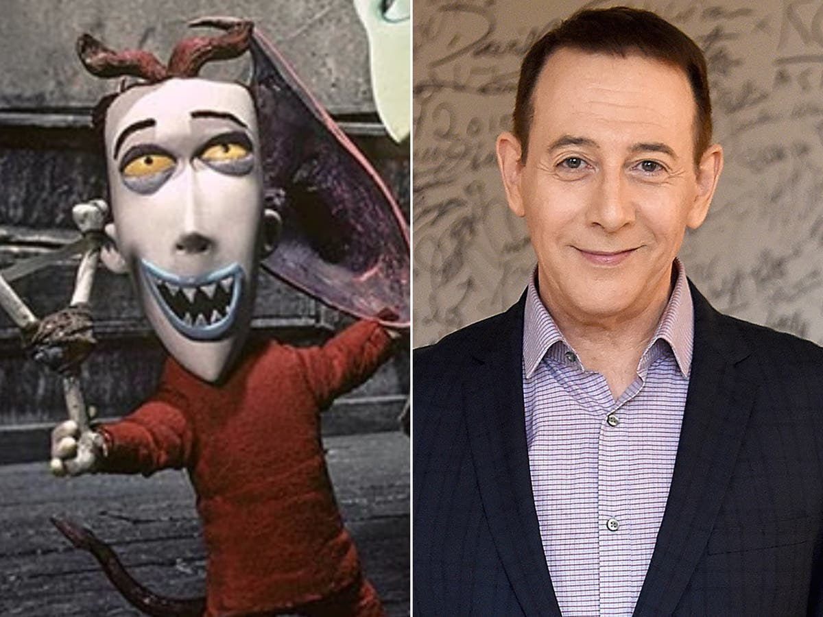 See \'The Nightmare Before Christmas\' Cast 25 Years Later: Photos ...