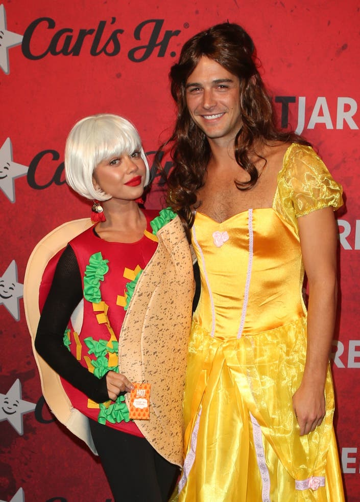 All The Best Celebrity Halloween Costumes Of 2018 Photos Across