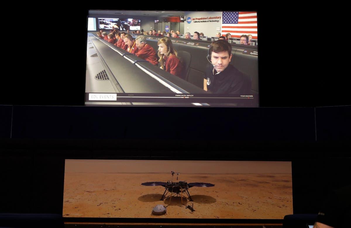 nasa mars landing photo - photo #24