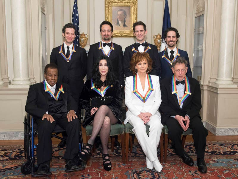 Kennedy Center Honors 2018 Photos Cher Hamilton Reba More