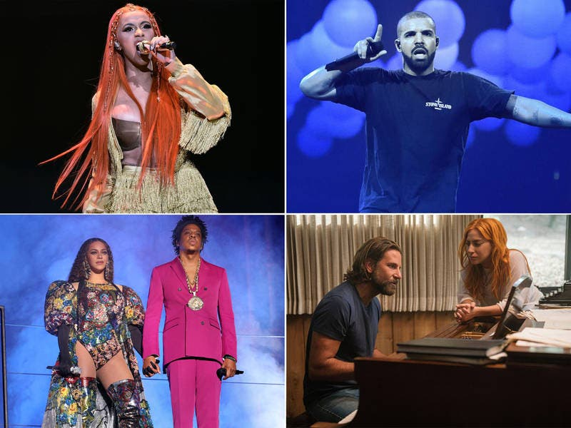 2019 61st Grammy Awards: Grammy Awards Nominations 2019: See The Full List (PHOTOS
