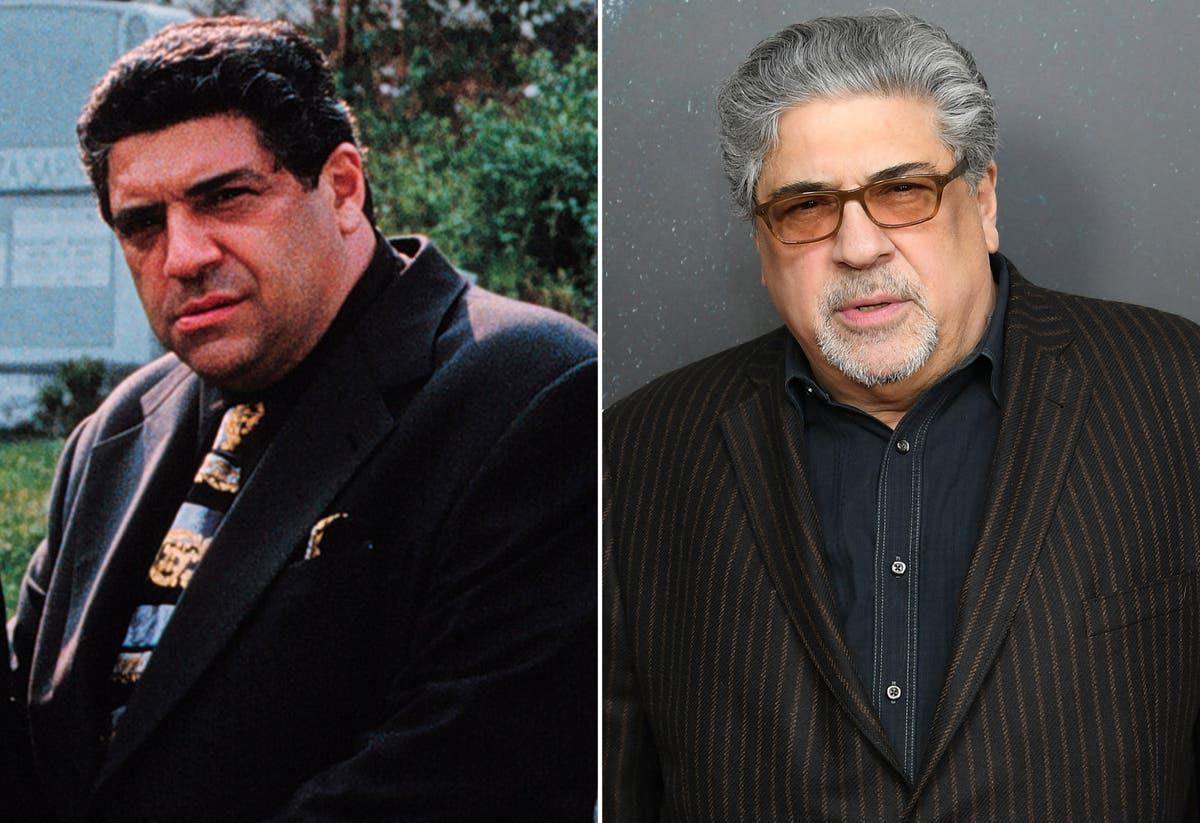 The Sopranos' 20th Anniversary: See Cast Then And Now