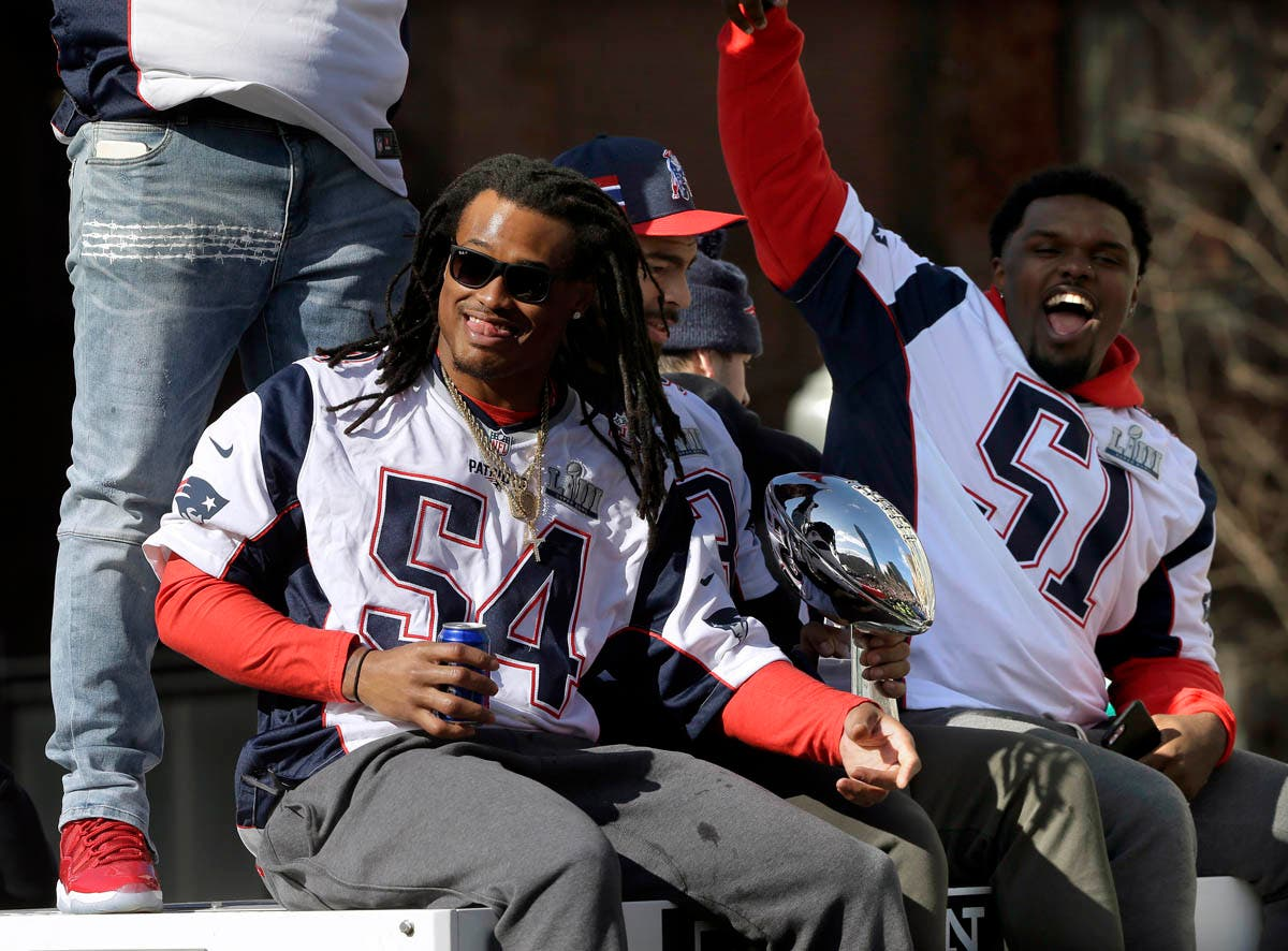 Photos: New England Patriots Super Bowl Parade 2019