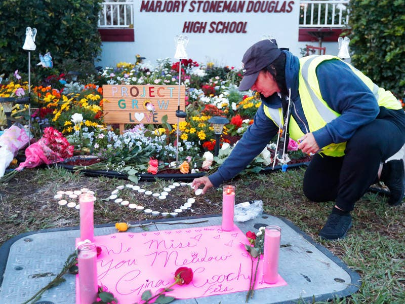 remembering parkland school shooting victims 1 year later photos