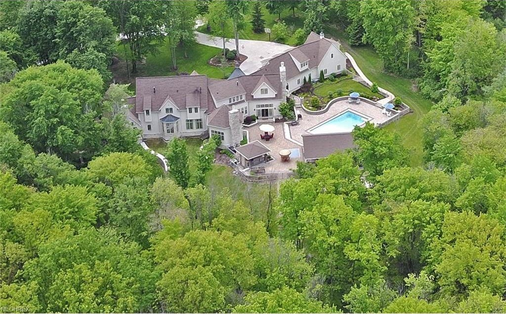 Fairytale Mansion In Bath Ohio Shines Fairlawn Oh Patch