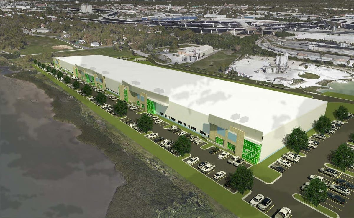 Massive Fulfillment Center To Help Businesses Deliver To
