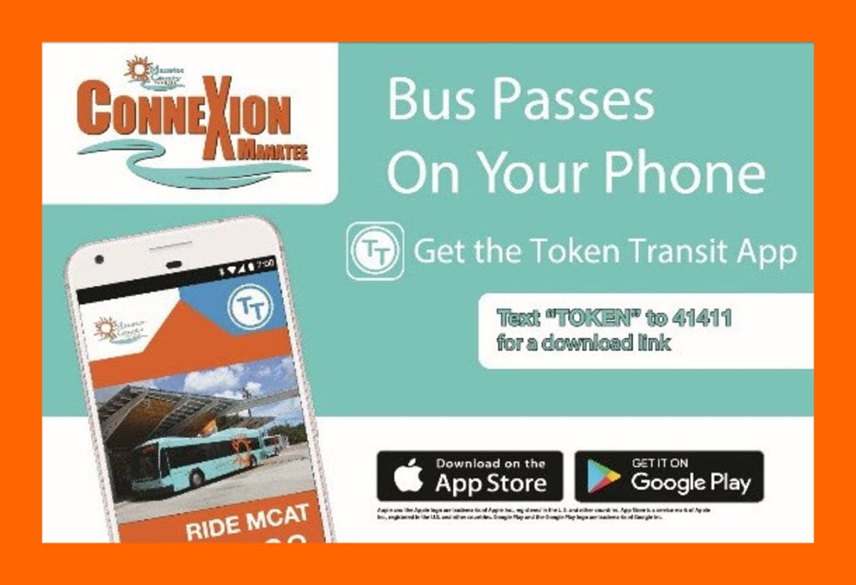 Manatee County Now Offers App For Purchasing Bus Passes | Bradenton