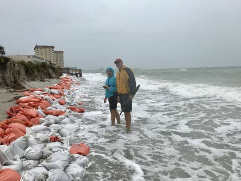Sarasota Declares State Of Emergency To Help With Lido Beach