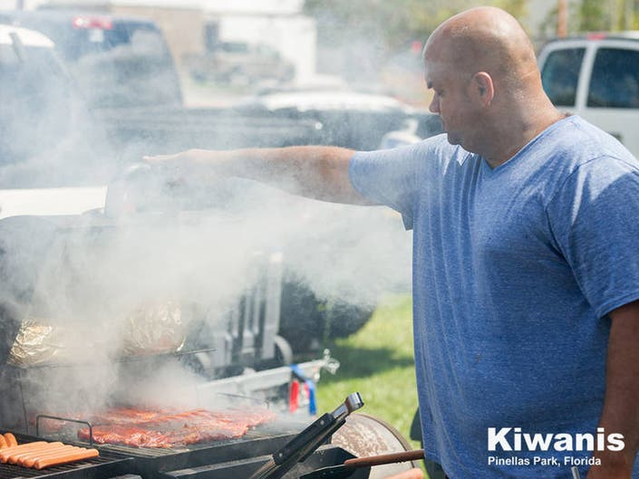 Featured Event Bulls And Barbecue On Tap In Pinellas Park